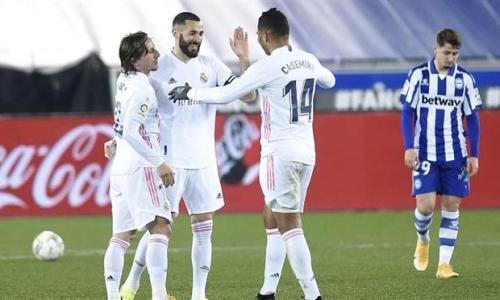 Прямая трансляция матча Ла Лиги «Реал Мадрид» — «Леванте»