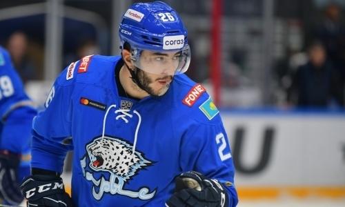 Нападающий «Барыса» объяснил, как не упустить победу в матче КХЛ против «Салавата Юлаева»