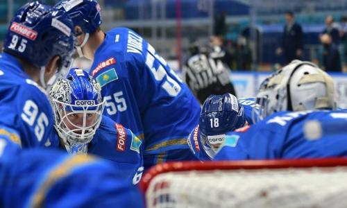 КХЛ нашла объяснение поражению «Барыса» от «Салавата Юлаева» со счета 2:0