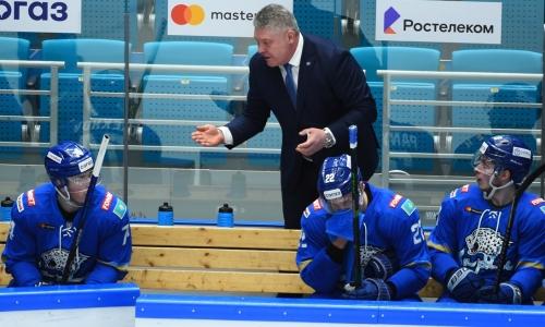 «Соперник нас наказал». Юрий Михайлис объяснил провал «Барыса», отсутствие Линтуниеми и высказался о сборной Казахстана
