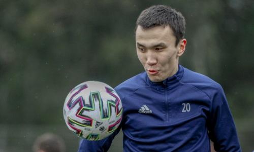 Клуб КПЛ просматривает Багдата Каирова