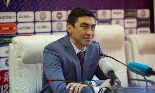 Смаков стал тренером казахстанского клуба