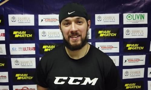 «Всё, что задумали, получилось». Нападающий «Арлана» оценил выход команды в полуфинал Кубка Казахстана