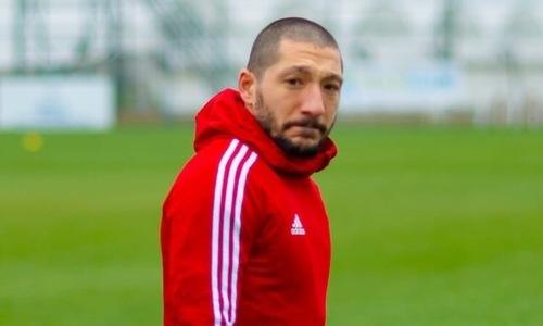 В «Кайсаре» заявили о возвращении европейского футболиста