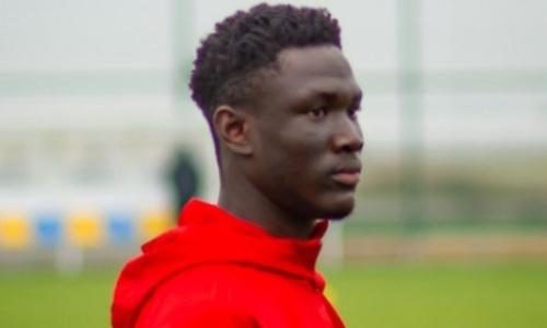 20-летний африканский футболист присоединился к клубу КПЛ
