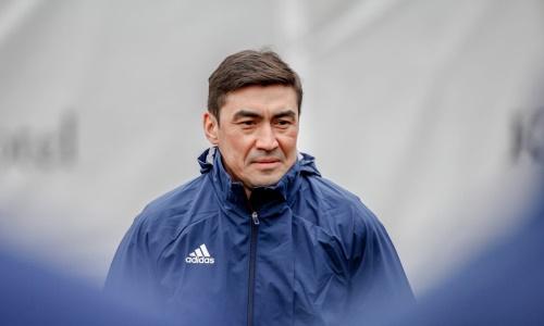 Самат Смаков официально объявлен тренером в клубе КПЛ