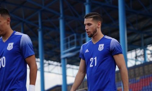 Участник еврокубка из Казахстана подпишет игрока из Европы
