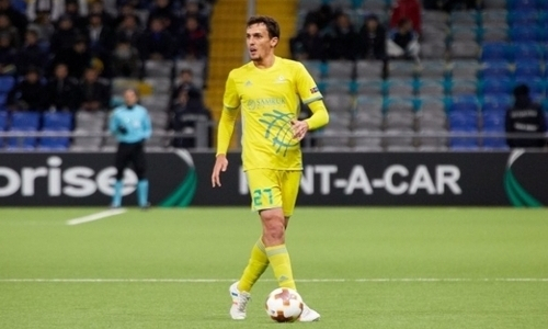 Футболист сборной Казахстана объяснил свой переход из «Астаны» в клуб РПЛ
