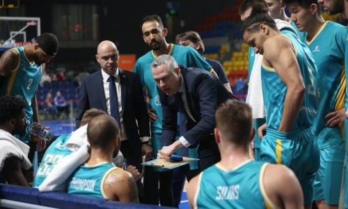 «Астана» проиграла «Автодору» в домашнем матче ВТБ