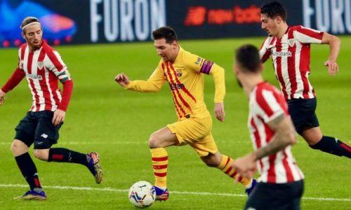 Прямая трансляция матча Ла Лиги «Барселона» — «Атлетик»
