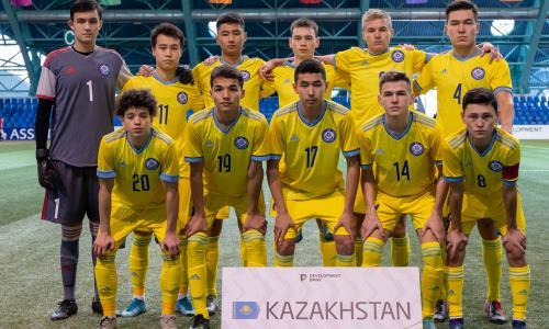 Представлен видеообзор провального старта сборной Казахстана на «Кубке Развития» с семью пропущенными мячами