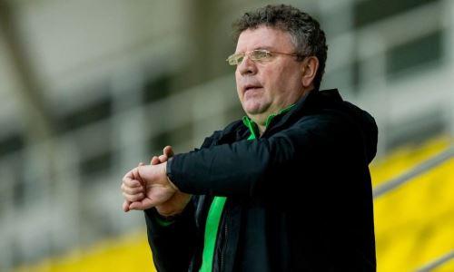 Казахстанский тренер с яркой победы дебютировал в своем новом европейском клубе