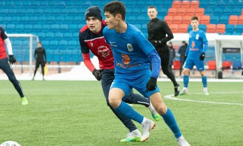 Европейский клуб с 18-летним казахстанцем в составе добыл ничейный результат