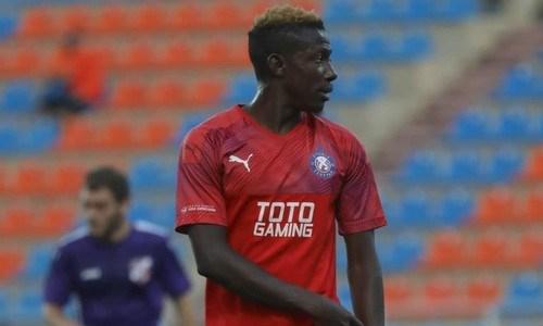 21-летнего нигерийского футболиста отправляют вКазахстан