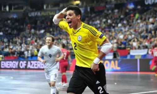 «Сборная Казахстан сможет выиграть чемпионат Европы». Игита о пятой награде лучшему вратарю мира, баурсаках с бесбармаком, а также планах на жизнь