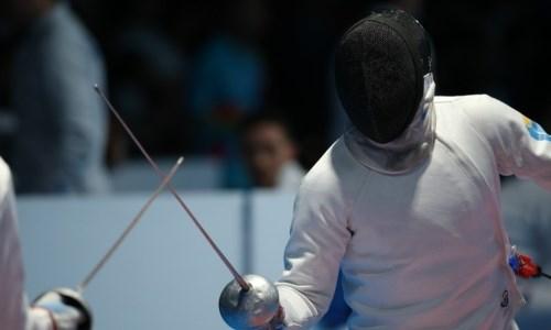 Сборная Казахстана по фехтованию проведет серию сборов в Европе
