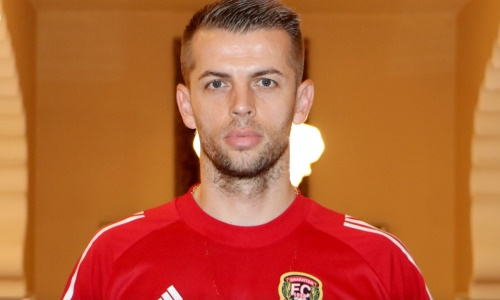 Участник еврокубка из Казахстана официально объявил о подписании известного хорватского футболиста