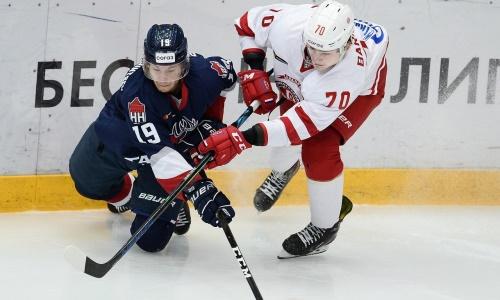Крутой камбэк определил ещё одного участника плей-офф в конференции «Барыса» в КХЛ. Видео