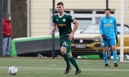 Экс-игрок молодежной сборной Казахстана вернулся в старт немецкого клуба и провел весь матч