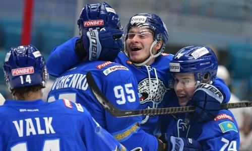 «Барыс» в КХЛ-2020/2021. Законы физики — барьер перед плей-офф