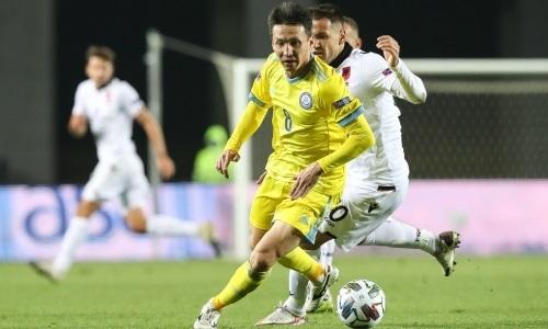 Находящийся без клуба футболист сборной Казахстана вызвал интерес в Польше