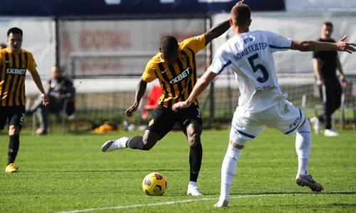 Звездный новичок «Кайрата» дал оценку своему дебюту за алматинский клуб