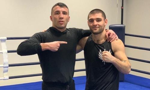 Нокаутировавший казахстанского боксера россиянин поможет сопернику «Канело» в подготовке к бою
