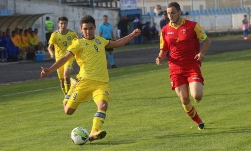 Воспитанник «Кайрата» из молодежной сборной Казахстана нашел себе новый клуб