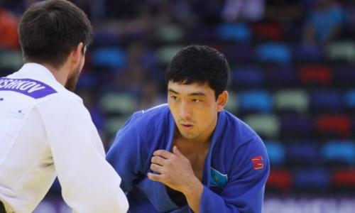 Мужская сборная Казахстана по дзюдо приступила к УТС в Алматинской области