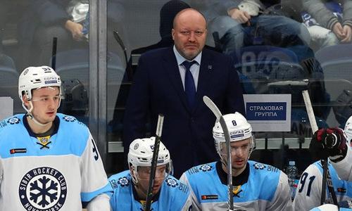 «Ничего не предвещало». Главный тренер «Сибири» удивился камбэку «Барыса» и нашел виновных в поражении