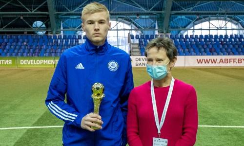 Форвард «Кайрата» и юношеской сборной Казахстана стал лучшим бомбардиром «Кубка Развития»