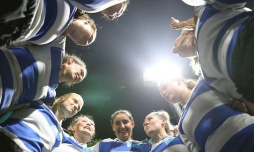 Женская сборная  Казахстана по регби проводит сбор в Шымкенте