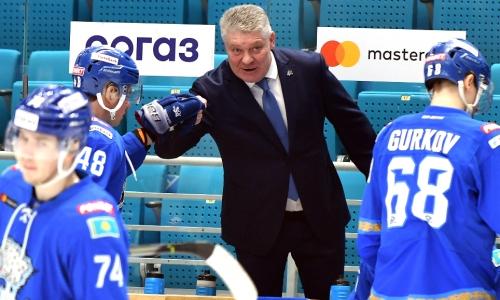 «Барыс» получил хорошие новости после поражения «Металлургу» в матче КХЛ