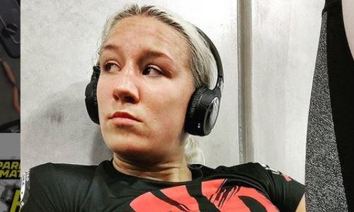 «Не важно насколько ты сломан». Первая казахстанка в UFC опубликовала фото из раздевалки и мотивирующую цитату