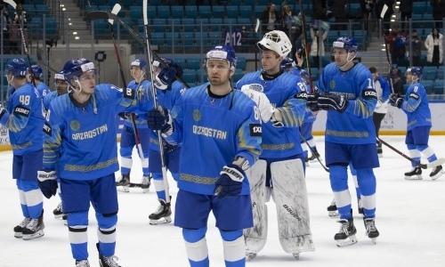 Стал известен состав сборной Казахстана по хоккею на турнир в Нур-Султане