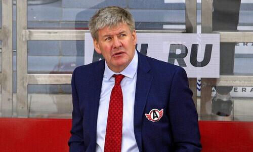 Наставник «Автомобилиста» рассказал о планах команды на матч с «Барысом»