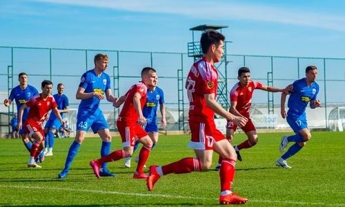 Видеообзор победного матча «Кайсара» над третьим клубом Украины