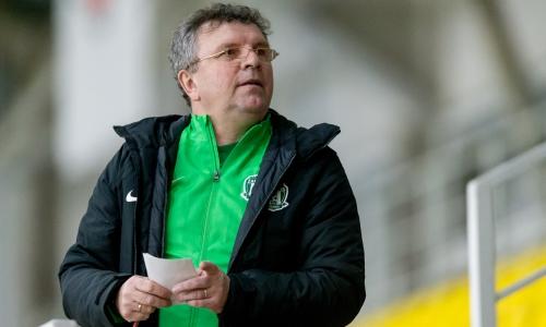 Казахстанский тренер назвал причины первого поражения своего нового европейского клуба