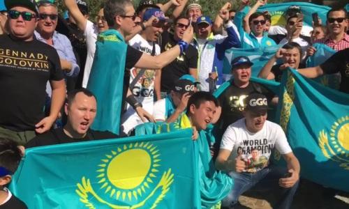 Геннадий Головкин обратился к своим фанатам