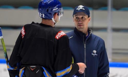 «Барыс» обратился к своему бывшему хоккеисту и тренеру команды