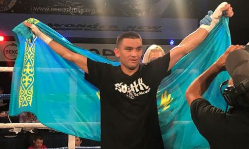 BoxRec поставил оценку бою казахстанского спарринг-партнера «Канело» за титул IBF