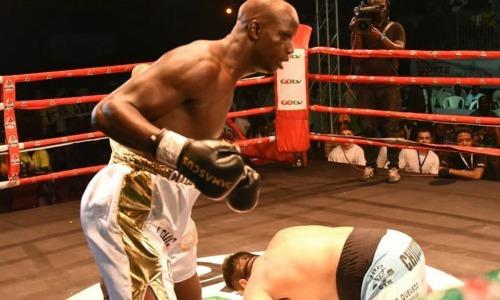 «Вырублю». «Годзилла» уверен в нокауте непобежденного казахстанского супертяжа с 14 победами в бою за титул WBA