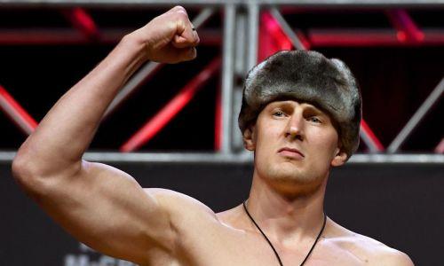 UFC может помешать россиянину Волкову стать чемпионом
