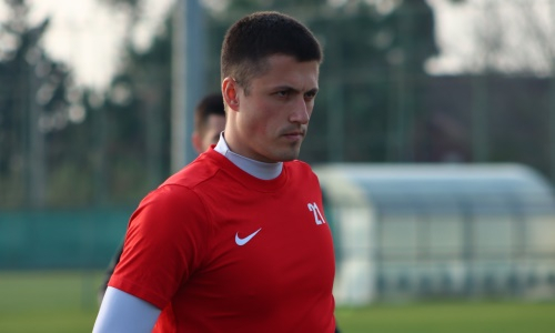 Футболист сборной Беларуси присоединился к клубу КПЛ