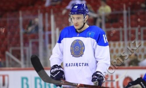 Нападающий сборной Казахстана рассказал, как дожать Беларусь в матче «Kazakhstan Hockey Open»