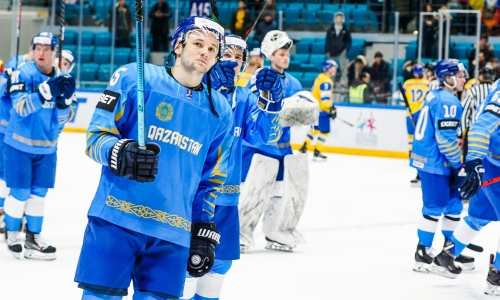 Разделали под орех. Сборная Казахстана разгромила Беларусь на старте «Kazakhstan Hockey Open»