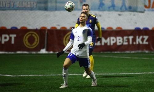 Черногорский защитник «Тараза» перешёл в европейский клуб