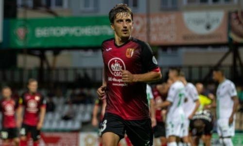 Бывший игрок «Кызыл-Жара СК» забил первый гол в своем новом клубе. Видео