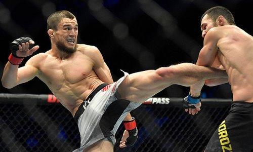 Победивший Сергея Морозова брат Хабиба Нурмагомедова узнал дату своего следующего боя в UFC