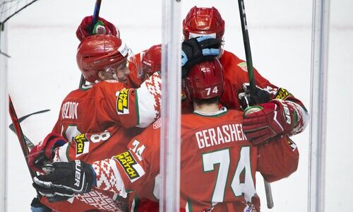«Очень тяжело было». Хоккеист сборной Беларуси выбрал сильнейшего соперника между Казахстаном и Россией